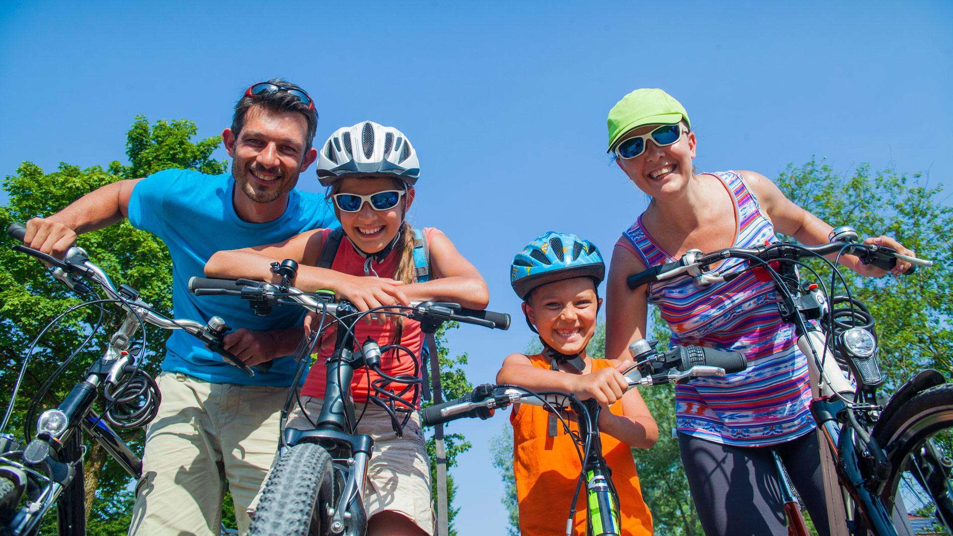 family-biken